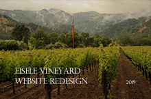 Eisele Vineyard Website Redesign